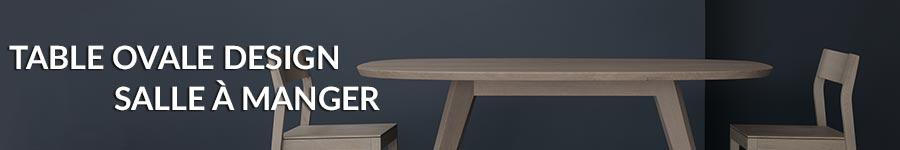 Table Salle A Manger Ovale Design Myclubdesign